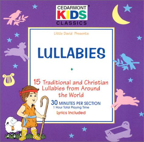 9780005072301: Lullabies: 15 Traditional and Christian Lullabies from Around the World