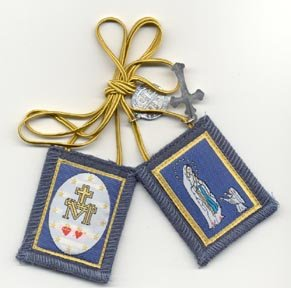 9780005073674: Immaculate Conception Scapular