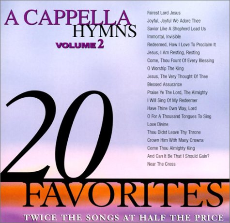 9780005084038: 20 A Cappella Hymns: Volume Two