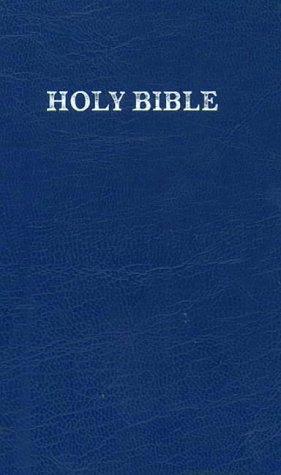 9780005101261: Holy Bible - King James Version: (1300 Hc) Blue Linson