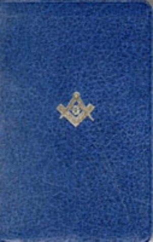 9780005103500: KJV Popular Masonic Blue Imit Lthr Bible: King James Version (Bible Akjv)