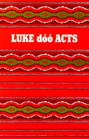 9780005111871: Navajo Luke & Acts