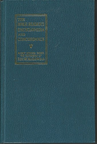 9780005120088: The Bible Readers' Encyclopaedia and Concordance