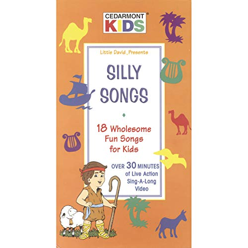 9780005123904: Silly Songs: 18 Wholesome Fun Songs for Kids [VHS]