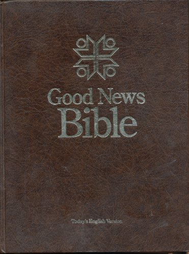 9780005127278: Good News Bible: Reader's Large Print Edition: (Gnb110)