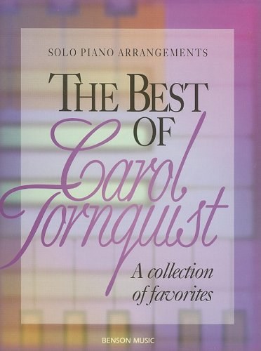 9780005128862: The Best of Carol Tornquist: A Collection of Favorites