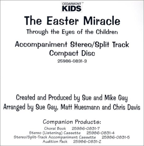 9780005135631: The Easter Miracle