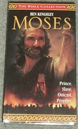 9780005165690: The Bible Collection: Old Testament Stories: Moses: Prince, Slave, Outcast, Prophet [VHS]
