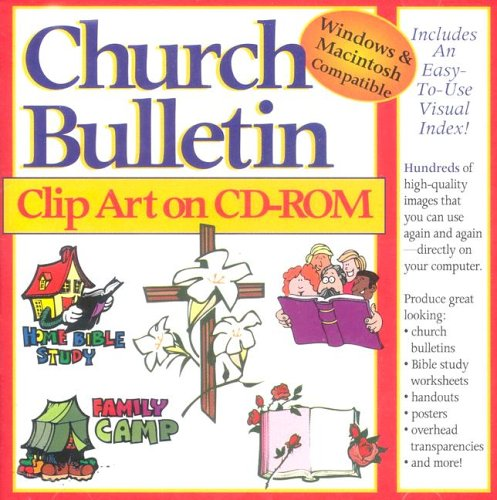 9780005168967: Church Bulletin Clip Art