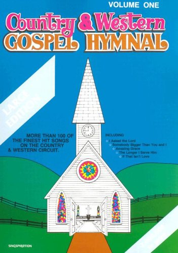 9780005235072: Country & Western Gospel Hymnal Volume One: Large Book