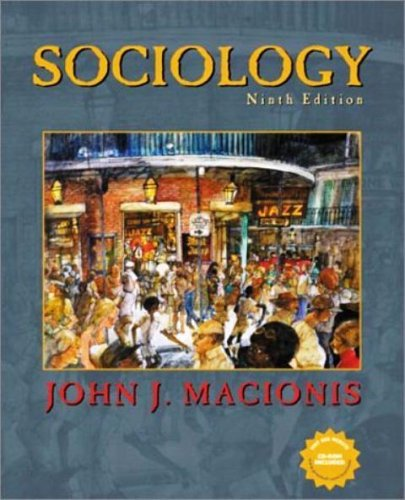 9780005264836: Sociology (9th Edition) Text Only