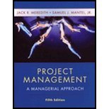 9780005298541: Project Management : A Managerial Approach - Textbook Only
