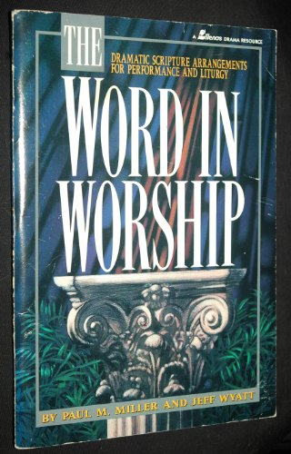 9780005319765: Word in Worship: