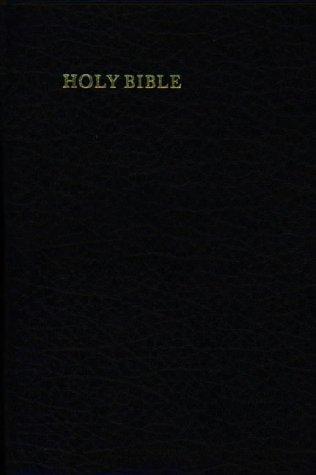 9780005331149: RSV Popular Black Imit Lthr Bible: Revised Standard Version