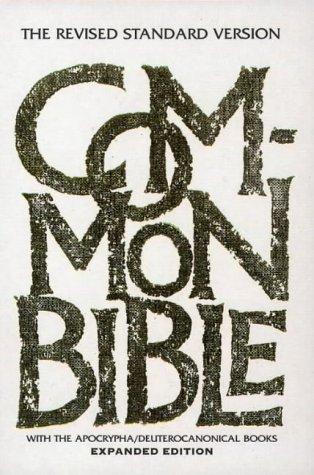 9780005331927: RSV Popular Common Hardback Bible: Revised Standard Version (Bible Rsv)