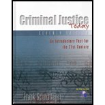 9780005354575: Criminal Justice Today-Textbook Only