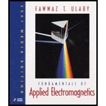 9780005368138: Fundamentals of Applied Electromagnetics - Textbook Only