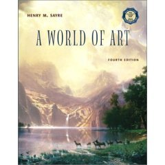 9780005369708: World of Art- Text Only