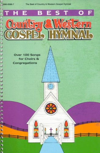 9780005448502: Best of Country and Western Gospel Hymnal