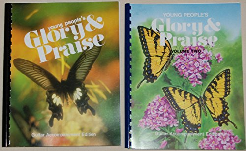 9780005449820: Young People Glory and Praise: Volume 1 and 2 Guitar