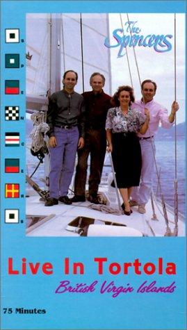 9780005458334: Live in Tortola: British Virgin Islands [VHS]