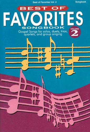 Best of Favorites, Volume 2: Hal Leonard Corp.
