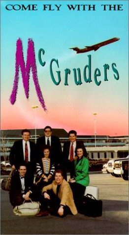 9780005477007: Come Fly with the McGruders [VHS]