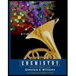 9780005556092: Chemistry: The Molecular Science - Textbook Only