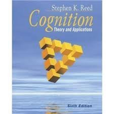 9780005661772: Cognition Theory and Application Sixth Edition (Text & Infortrac College Edition)
