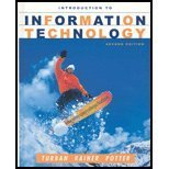 9780005701645: Introduction to Information Technology - Textbook Only [Hardcover] by Turban,...