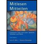 9780005725696: Mitlesen Mitteilen: Literarische Texte Zum Lesen, Sprechen, Schreiben und Hören - Textbook Only