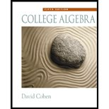 9780005728291: College Algebra - Textbook Only