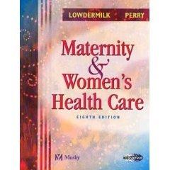 Title: MATERNITY+WOMEN'S HEALTH CARE-: Deitra Leonard Lowdermilk