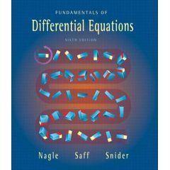 9780005751244: FUND.OF DIFFERENTIAL EQUATIONS