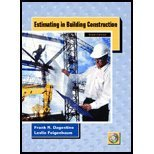 Estimating in Building Construction - With CD: Frank R. Dagostino