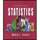 9780005858899: Elementary Statistics - Textbook Only