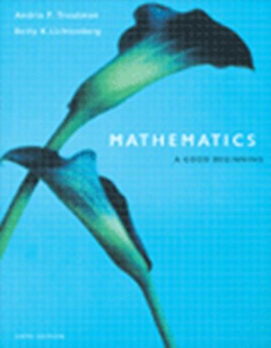 9780005876107: Title: MATHEMATICS:GOOD BEGINNING-W/C