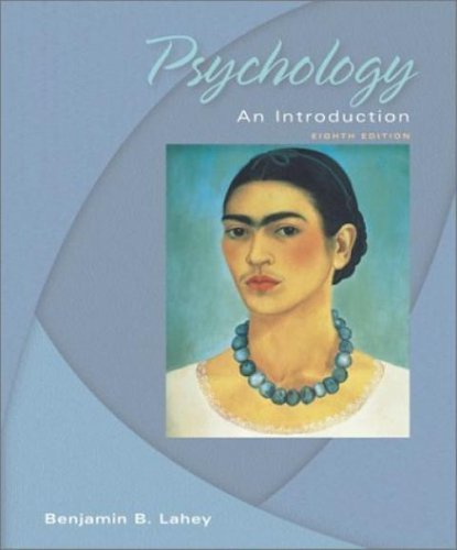 9780005941799: Psychology: An Introduction (8th Edition) w/CD
