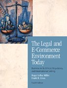 9780005946077: Title: LEGAL+E-COMMERCE ENVIRON.TODAY