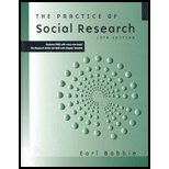 9780005972731: Practice of Social Research - Textbook Only