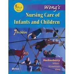 9780005978870: Wong's Nursing Care of Infants and Children- Text Only