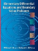 9780005986301: Elementary Differential Equations and Boundary Value Problems