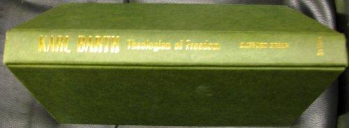9780005991299: Karl Barth: Theologian of Freedom (The Making of Modern Theology)