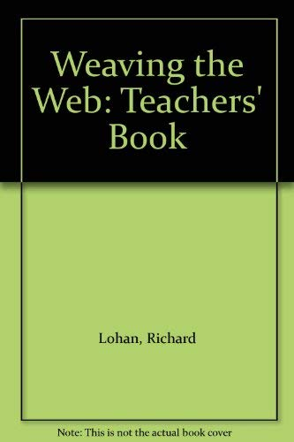 9780005991565: Weaving the Web: Teachers' Book