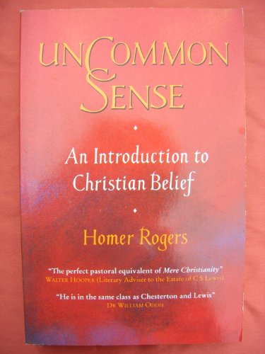 9780005993231: Uncommon Sense/an Introduction to Christian Belief
