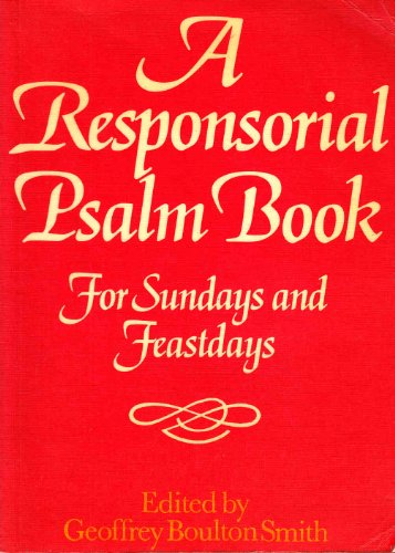9780005996386: Responsorial Psalm Book for Sundays and Feastdays
