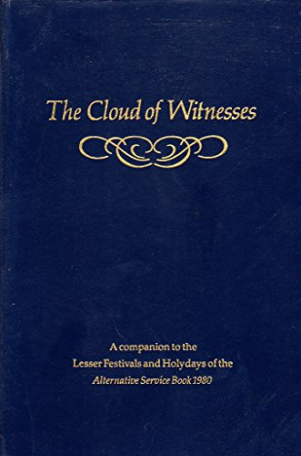The Cloud of Witnesses: A Companion to: Draper, Martin, compiled