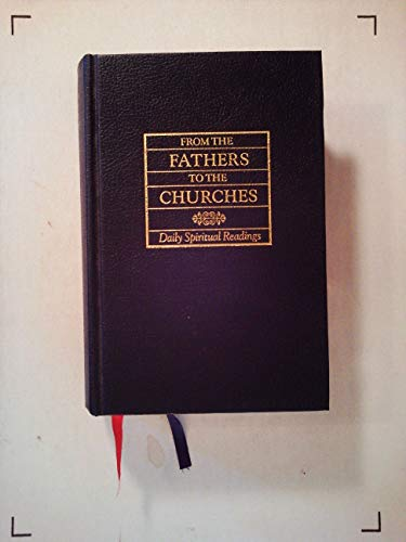 9780005997499: From the Fathers to the Churches