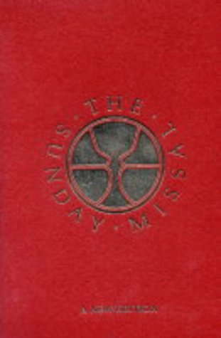 9780005997925: The Sunday Missal: New Edition (Red Standard)