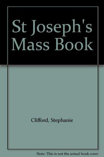 9780005998359: St Joseph's Mass Book